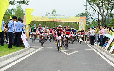 山地自行车赛