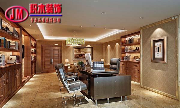 南京办公室装修