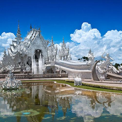 泰国清迈五天4晚探寻之旅