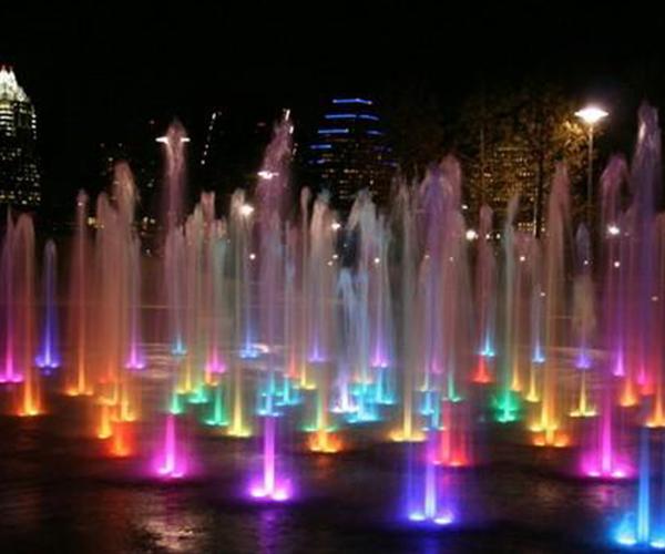 水景音乐喷泉工程案例