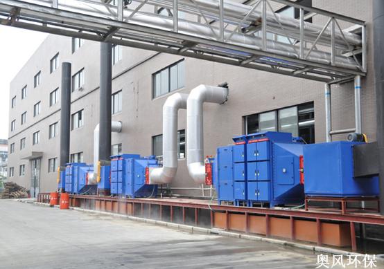 油煙凈化器工程