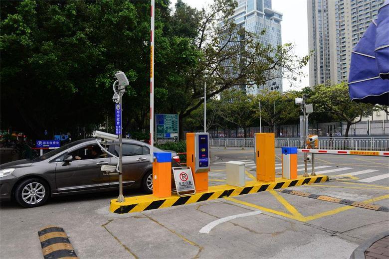 智能停车场系统解决方案