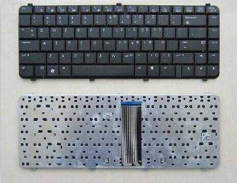 更换笔记本电脑键盘