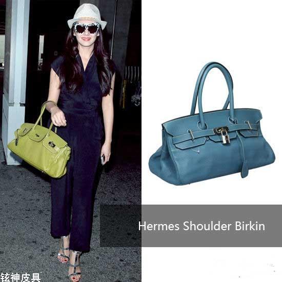 爱马仕经典 Shoulder Birkin包Hermès