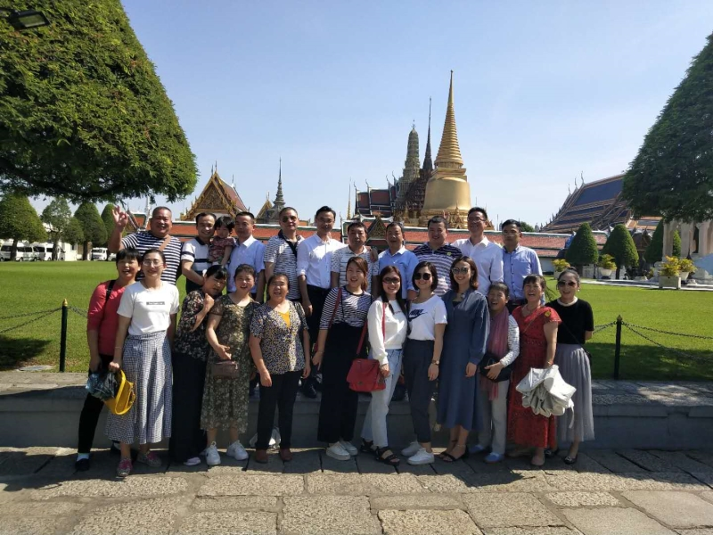 2018年泰�国之旅