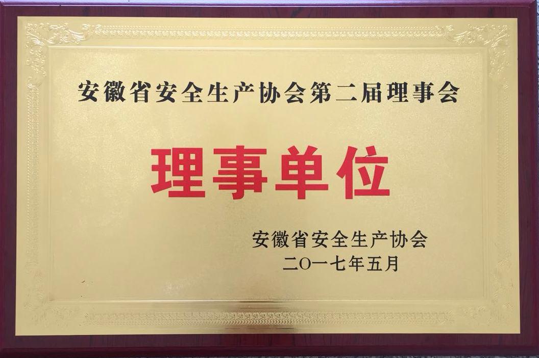 安全生产理事单位