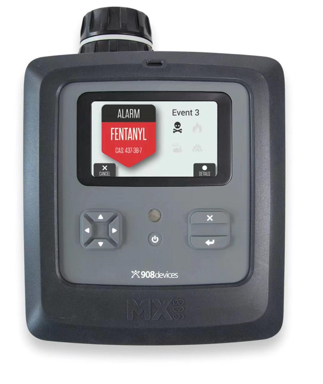 MX908手持質譜儀