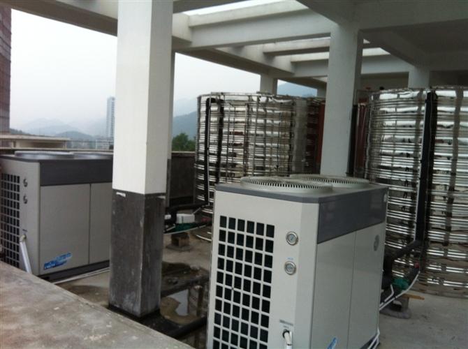 重庆旅游职业学院热水工程