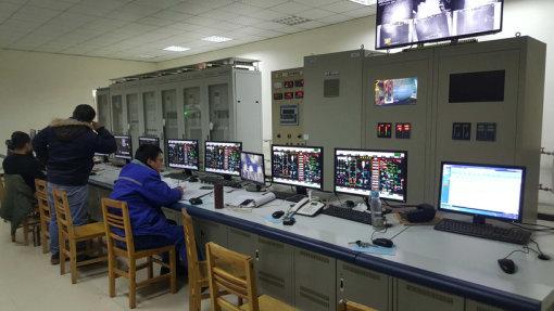 污水處理廠自控系統