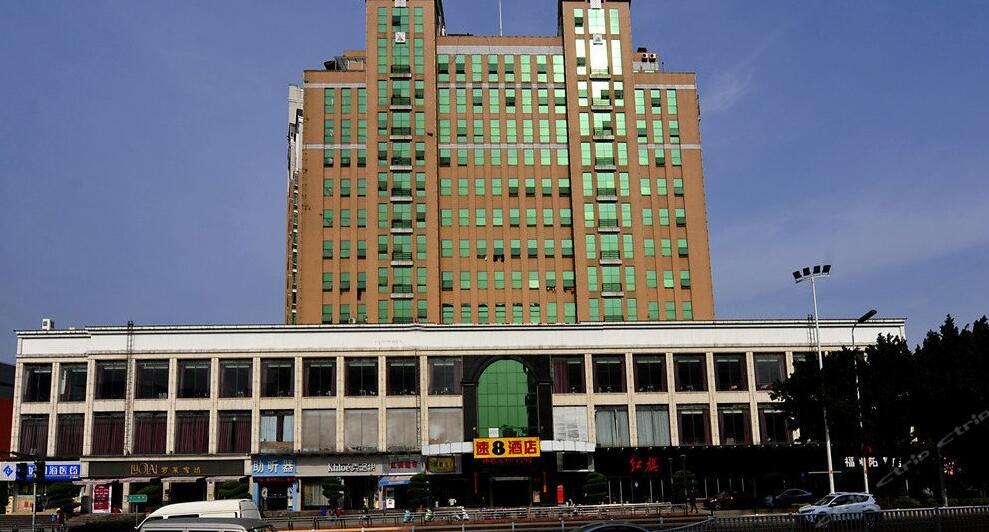 品牌连锁酒店-速8酒店