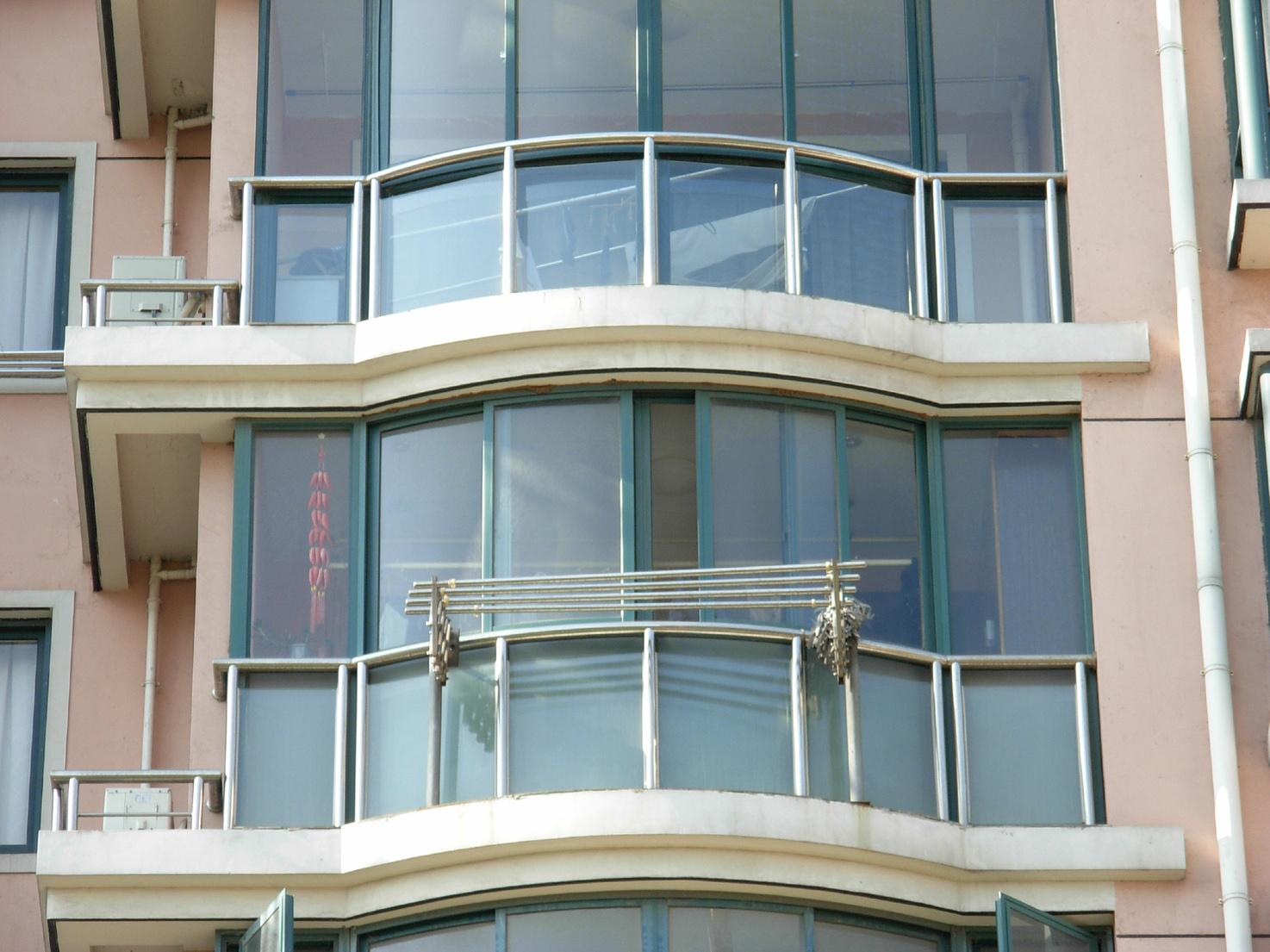 阳台组合窗