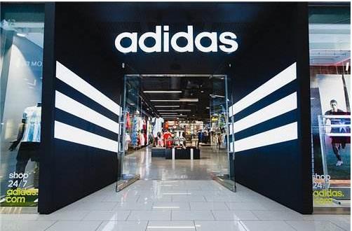 adidas 店铺(连锁)