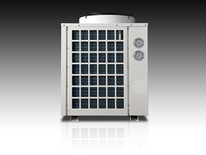 商用型循环式空气能热水器