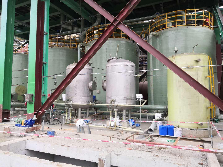 首钢水城脱硫脱硝膜过滤系统项目