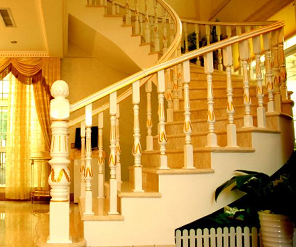 實木樓梯案例