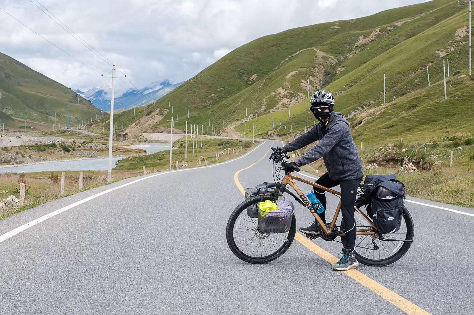 """凤凰""""捏盘""""(连载3)-自行车旅行的意义"""