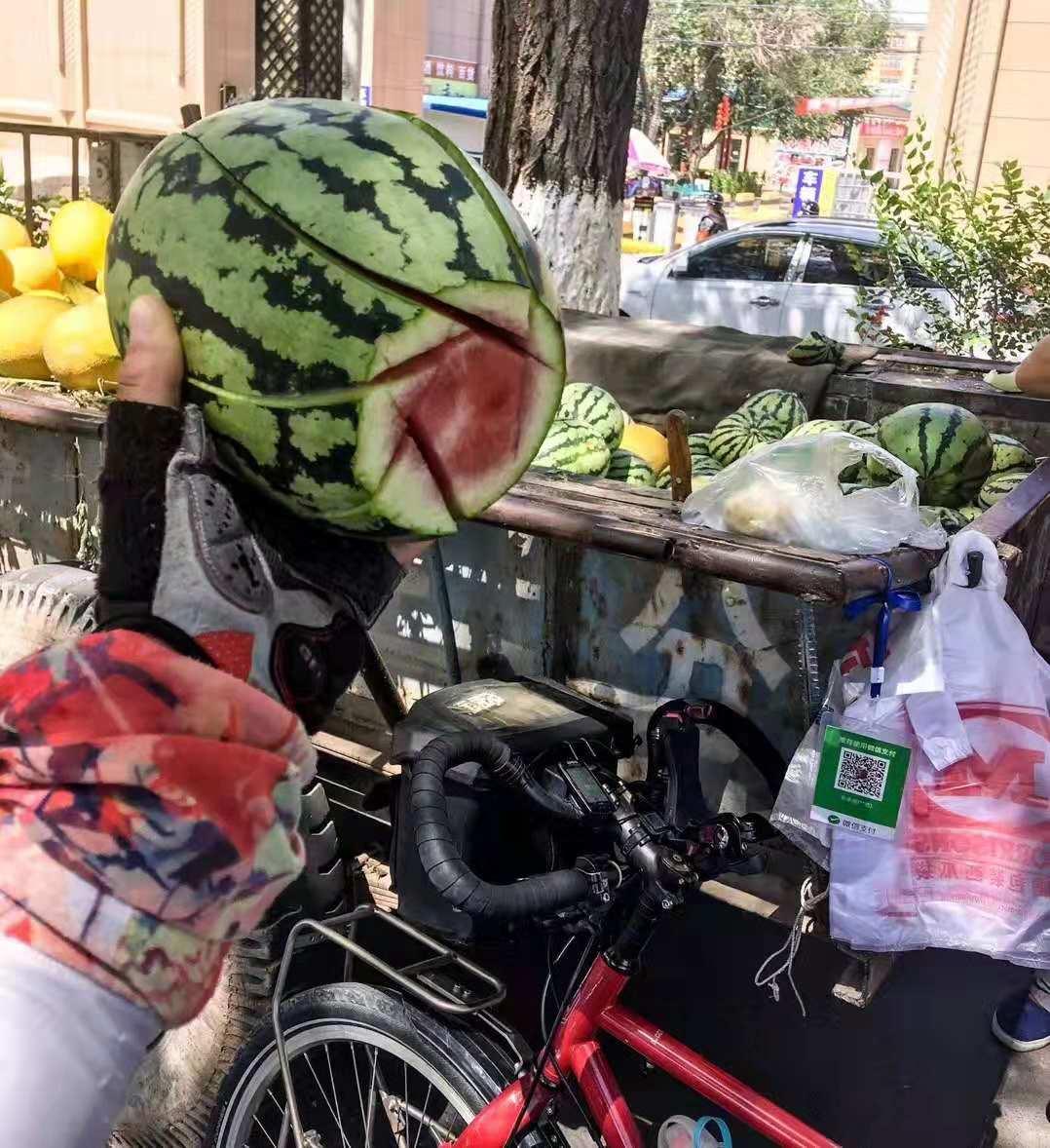 香港女孩自行车旅行香港-法国【连载25】-开朗LKLM