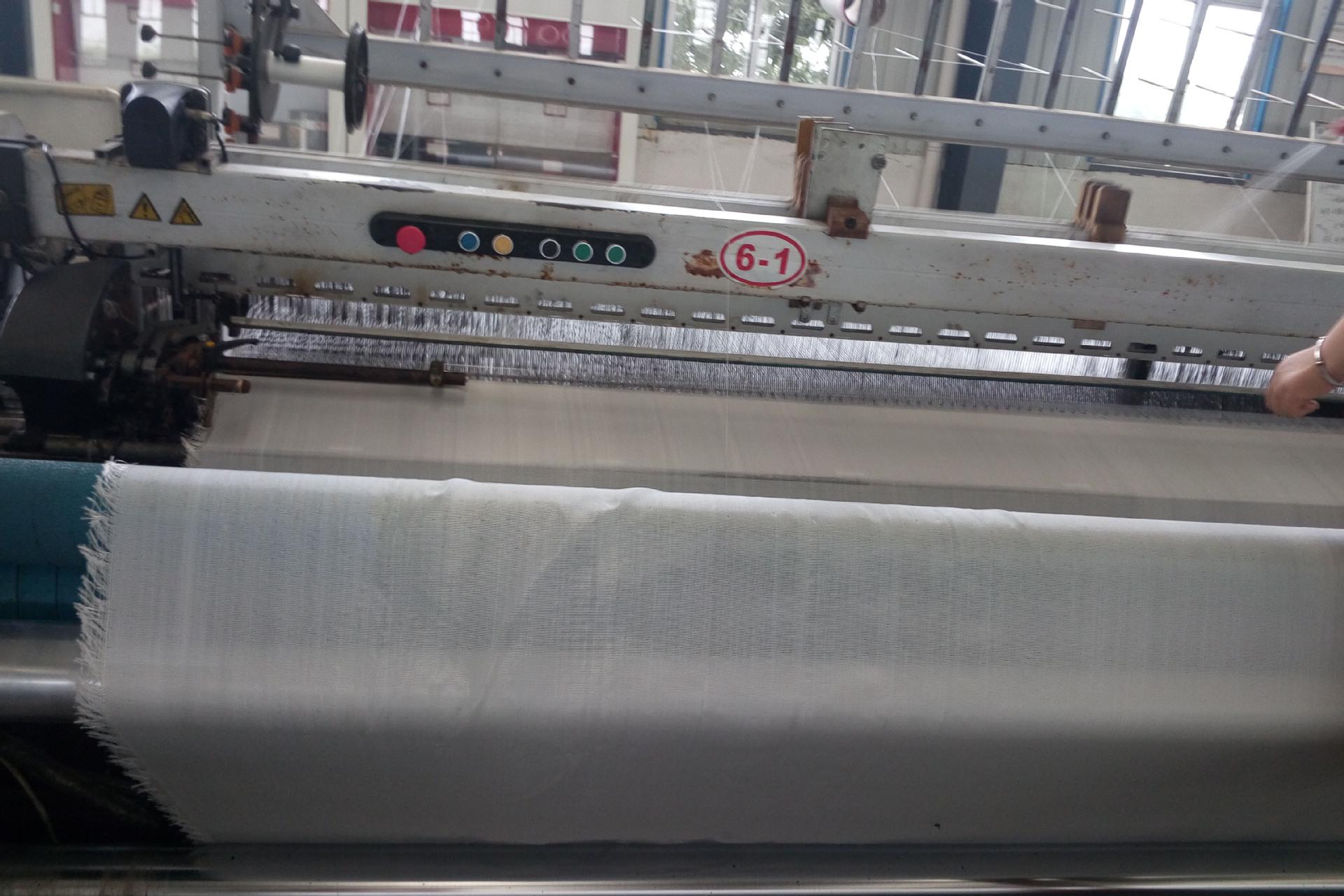 机织布机器