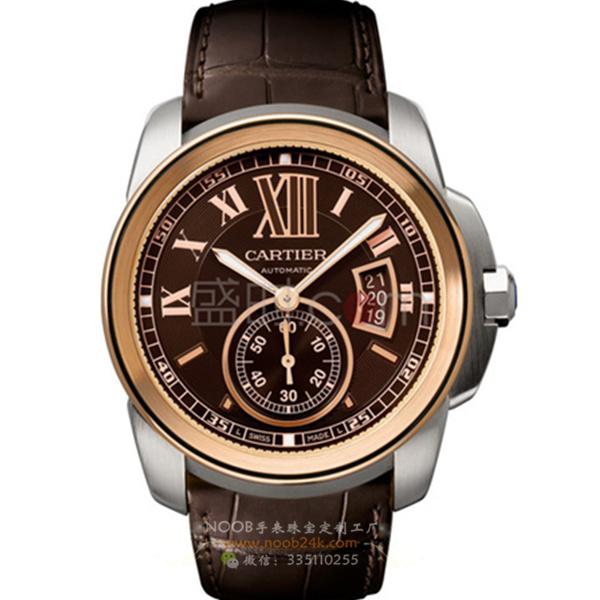 【JF厂】卡地亚CALIBRE 卡利博系列W7100051腕表