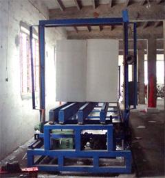 Automatic foaming machine