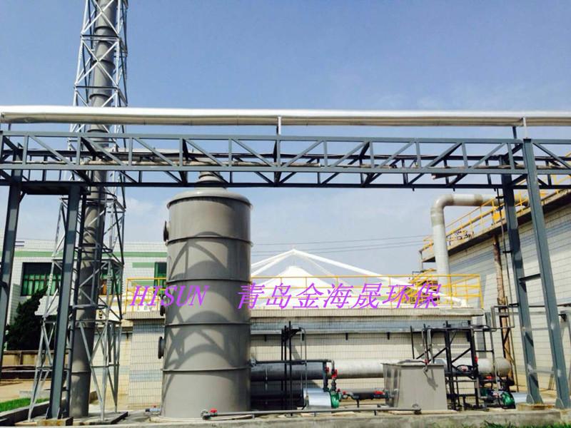 泰东制药厂生物洗涤塔