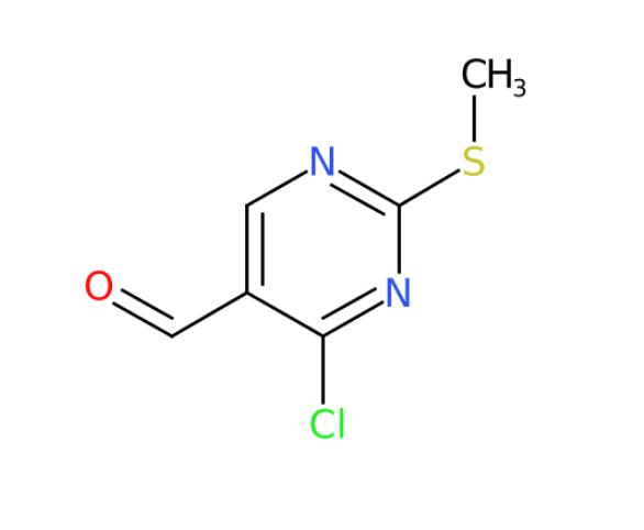 148256-82-0 4-chloro-2-(methylthio)pyrimidine-5-carbaldehyde