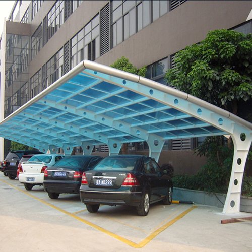 耐力板車棚案例展示