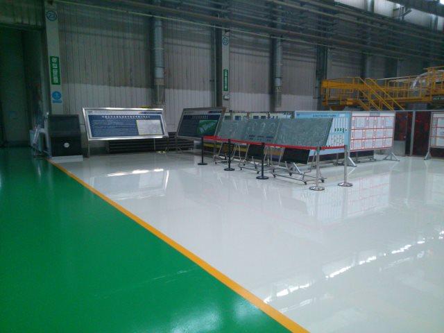 VCT-002環氧砂漿型地坪