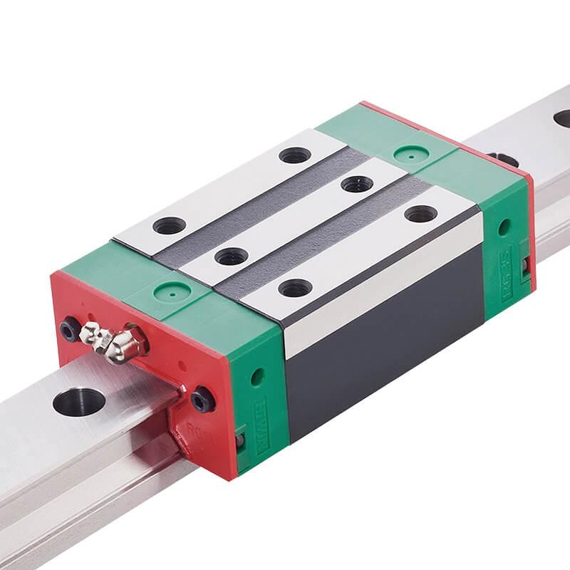 RG系列 滾柱式線性滑軌