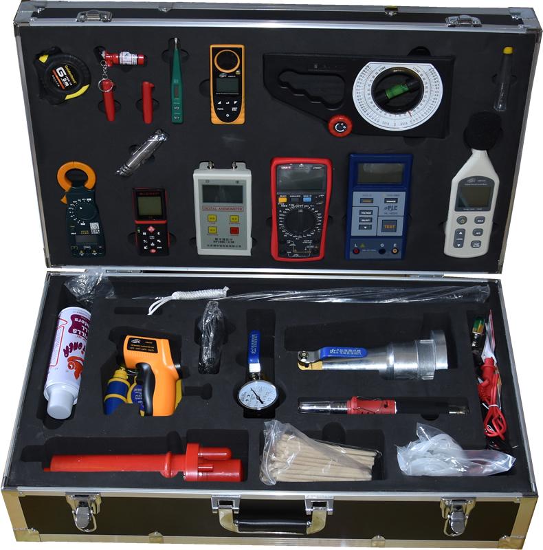 建筑消防设施检测验收箱