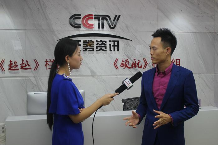 与CCTV达成战略合作伙伴
