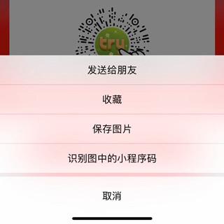 微信二维码投票