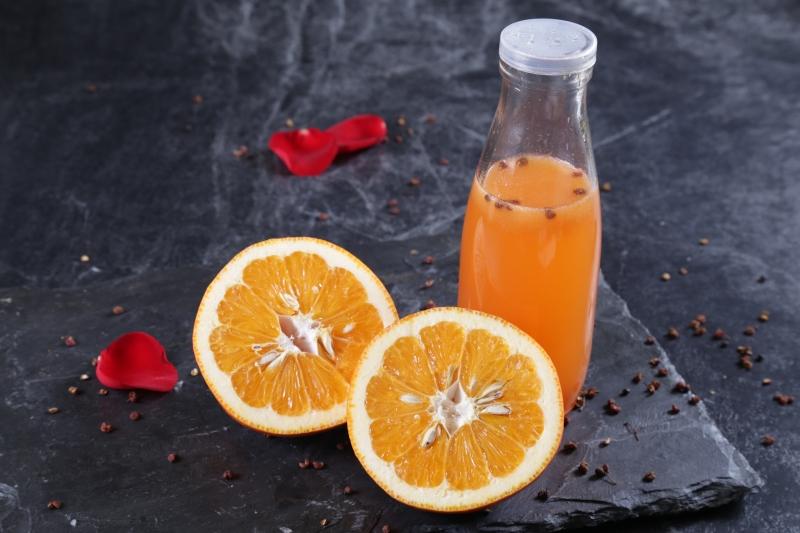 蜜柚花椒水