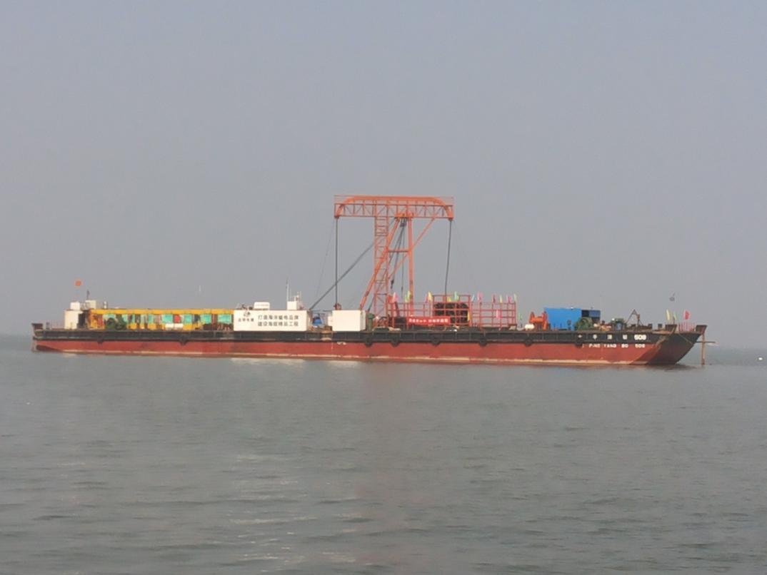 5000吨施工船