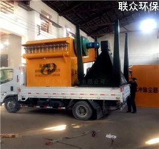 郑州高新开发区 96型脉冲布袋除尘器