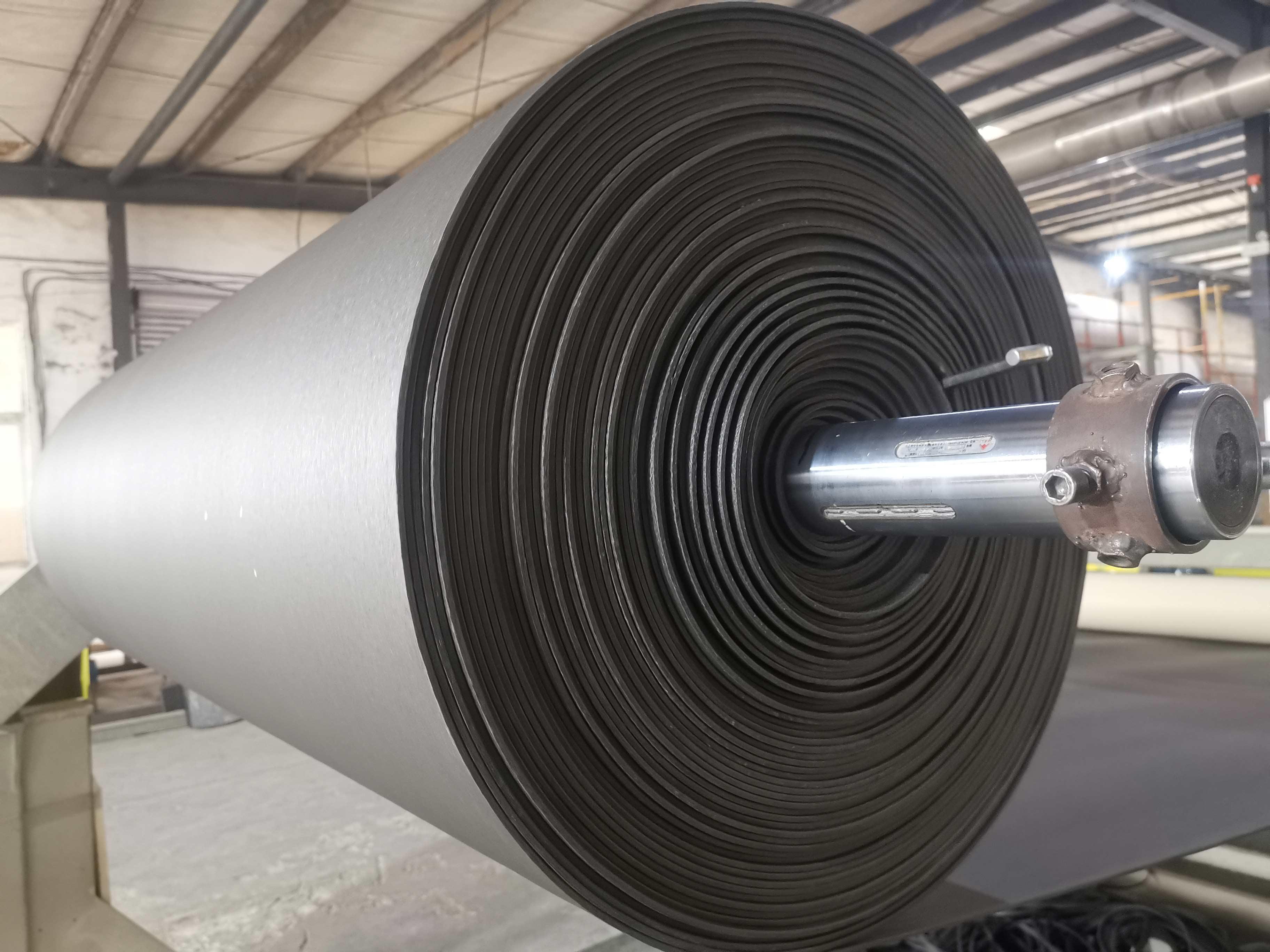 難燃型聚乙烯復合卷材