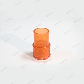 PVC红蓝透明穿线管道