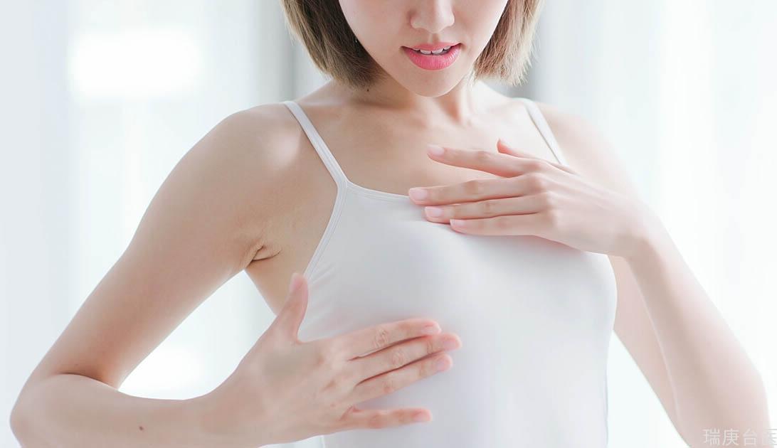 抗癌故事/提醒年輕女孩也要注意乳房健康,有異狀盡早就醫
