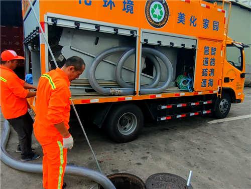 全自动污水处理车