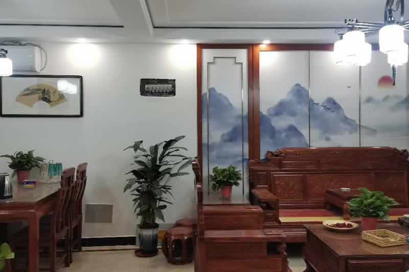 紫荆城12#110㎡一楼带院